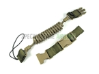 Picture of EMERSON Elastic Pistol Shortgun Sling - TAN