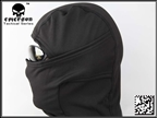 Picture of EMERSON Fleece Warmer Hood - BK