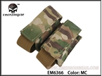 Picture of EMERSON LBT Style 40mm Double Pouch/500D (Multicam)
