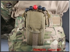 Picture of EMERSON Tactical flotation Style MAG Drop Pouch (Khaki)