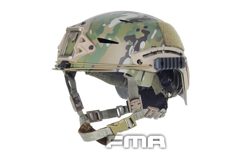 Airsoft Tactical Helmet Combat EXF BUMP Helmet Head Protector Night Vision