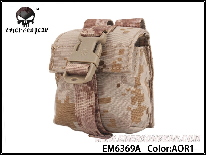 Picture of EMERSON LBT Style Single Frag Grenade Pouch (AOR1)
