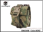 Picture of EMERSON LBT Style Single Frag Grenade Pouch (AOR2)