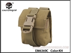Picture of EMERSON LBT Style Single Frag Grenade Pouch (Khaki)