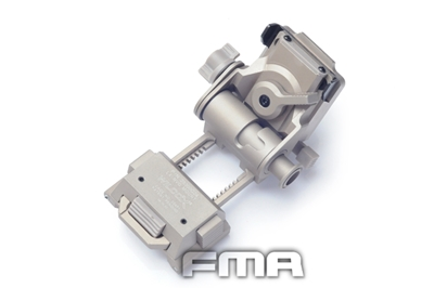 Picture of FMA L4G24 NVG Mount CNC (Marking Version) (DE)