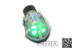 Picture of FMA Manta Strobe GREEN Type 2 BK
