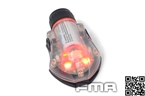 Picture of FMA Manta Strobe RED Type 1 BK