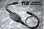 Picture of TRI TEA Style G-Switch-II PTT (Military 6-Pins Ver.) For TRI PRC-152 / 148