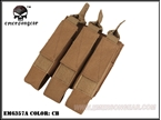 Picture of EMERSON Modular Triple MAG Pouch For:MP7 (CB)