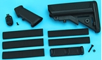 Picture of G&P Handguard Finger Stop Set C (Black)