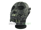 Picture of Desert Corp DC-01 Face Mask (Copper Green)