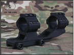 Picture of BD 25.4mm One Piece Cantilever Scope Mount (BK)
