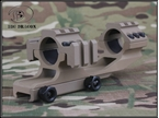 Picture of BD 25.4mm One Piece Cantilever Scope Mount (DE)