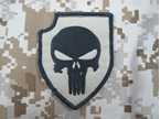 Picture of Devgru Act of Valor Seals Punisher Patch (TAN)