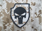 Picture of Devgru Act of Valor Seals Punisher Patch (AOR1)
