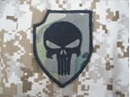 Picture of Devgru Act of Valor Seals Punisher Patch (MC)