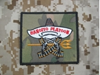 圖片 Devgru ACT OF VALOR BANDITO PLATOON PATCH (Multicam)