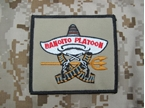 圖片 Devgru ACT OF VALOR BANDITO PLATOON PATCH (TAN)