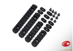 Picture of Element 4-Piece Rail Set for Magpul PTS MOE Handguard (Black)