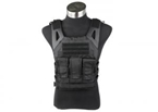 Picture of TMC N Jump Plate Carrier ( Black )