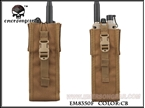 Picture of EMERSON PRC148/152 Tactical Radio Pouch (CB)