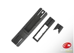 Picture of Element TD Battle Grip Rail Cover with Pressure Switch Pocket (FG)
