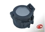 Picture of Element Flashlight Diffuser for 1.47 Inch Diameter Bezel ( Black )