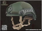 Picture of EMERSON ACH MICH2001 Helmet-Special action version (OD)