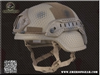 圖片 EMERSON ACH MICH 2000 Helmet-Special action version - SEALs Painted