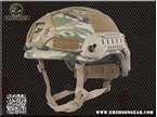 Picture of EMERSON ACH MICH 2001 Helmet-Special action version - Multicam