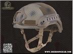 圖片 EMERSON ACH MICH 2001 Helmet-Special action version - SEALs Painted