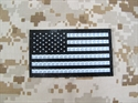 圖片 Dragonind IR US Flag Patch (Left, White)