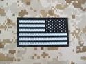 圖片 Dragonind IR US Flag Patch (Right, White)