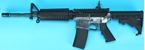 Picture of G&P WOC M4A1 (Skull Frog) GBB Rifle (Transparent Lower Frame)