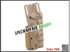 Picture of Emerson 3280 Type Waist & Leg Holsters (Tan)