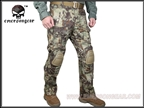 Picture of EMERSON G3 Tactical Pants W/ knee Pads (Mandrake)