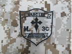 Picture of Devgru Navy SEALs Marc lee Seals Crusader Cross Patch (AOR1)