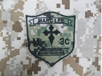 Picture of Devgru Navy SEALs Marc lee Seals Crusader Cross Patch (AOR2)