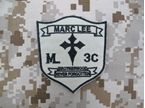 Picture of Devgru Navy SEALs Marc lee Seals Crusader Cross Patch (Tan)