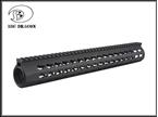 Picture of BD URX4 Aluminum 14.5 inch AEG Rail (BK)