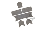 Picture of FMA Maritime Devil stickers Universal Velcro (FG)
