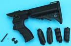 圖片 G&P Gas Charging Collapsible Stock Seet for Marui M870 Shotgun