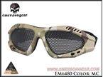 Picture of Emerson Zero Glass Metal Mesh Goggles (Multicam)