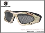 Picture of Emerson Zero Glass Metal Mesh Goggles (Mandrake)