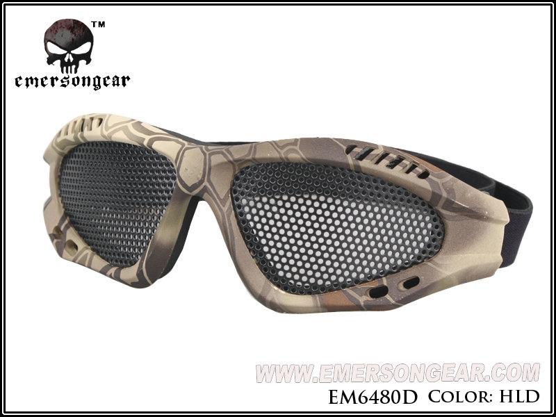 Picture of Emerson Zero Glass Metal Mesh Goggles (Highlander)