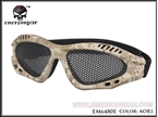 Picture of Emerson Zero Glass Metal Mesh Goggles (AOR1)