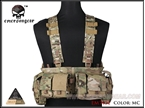 Picture of EMERSON UW Gen V Split Front Chest Rig (Multicam)