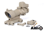 Picture of AIM ACOG 4×32 Scope + Mini Reddot (DE)