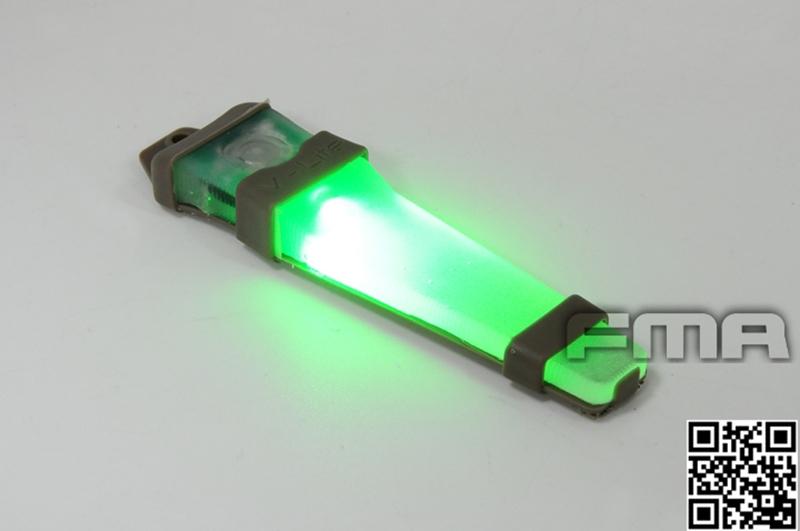 Picture of FMA Velcro Safty Lite (DE, Green)