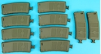 Picture of G&P Ball Ball Hi-Cap (340rds) Magazine w/Handle (FDE) for Tokyo Marui M16 Series (10pcs / Set)